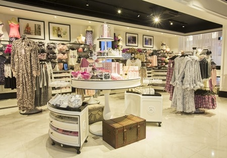 Boux Avenue store opening Brighton. 6 Sept 2014