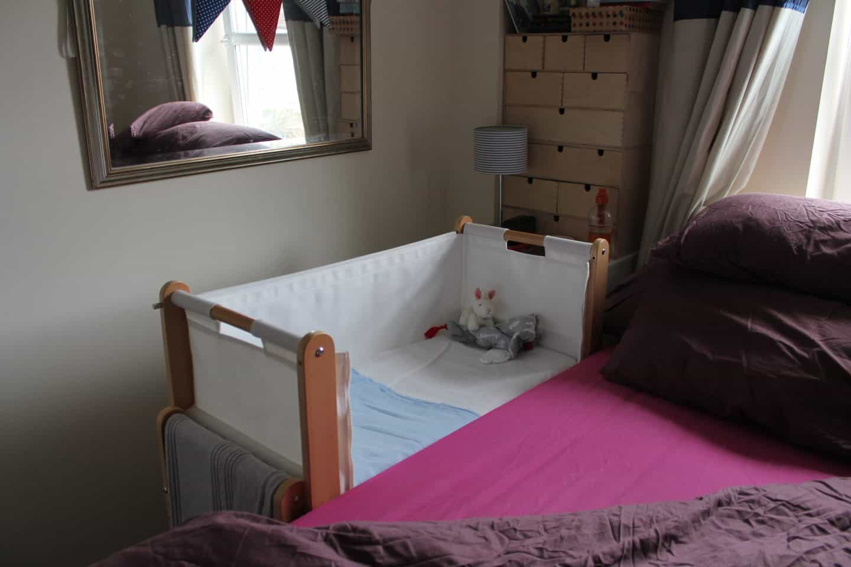 Snuzpod Bedside cosleeper