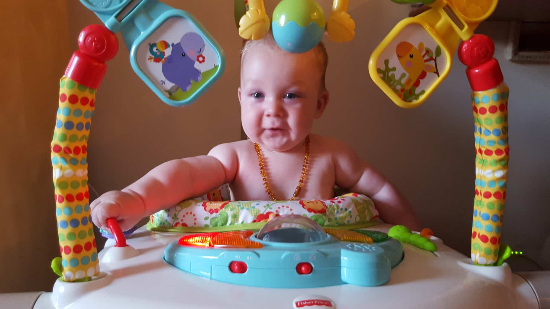 fisher price space saver jumperoo instructions