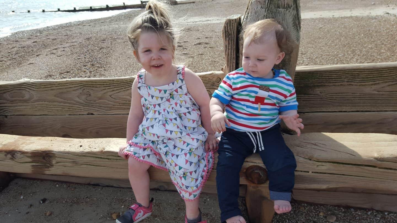 siblings april