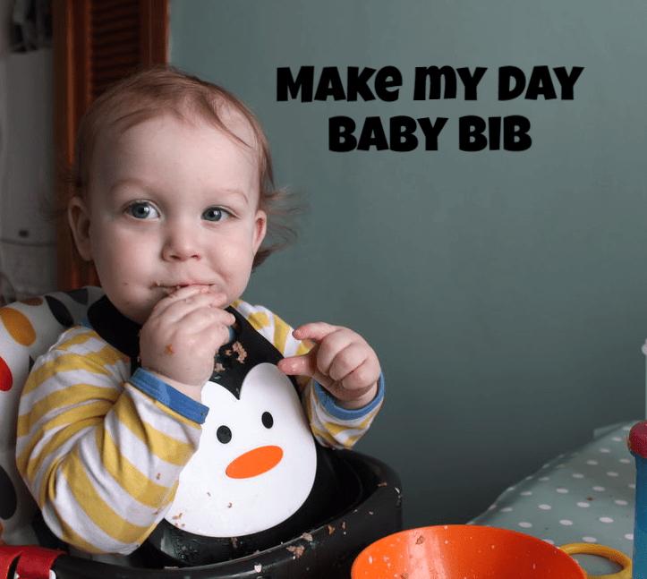 make my day bib