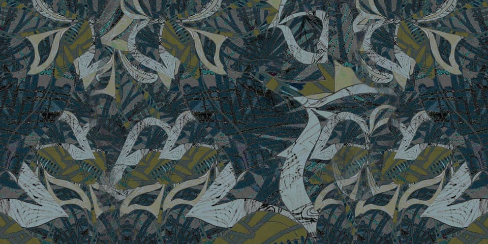 East Intricacy blue