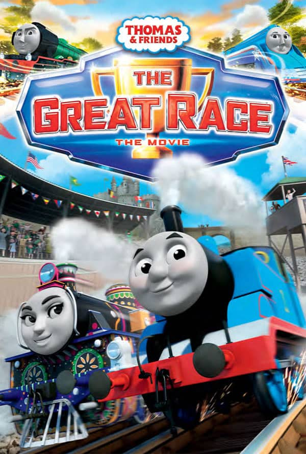 thomas great race