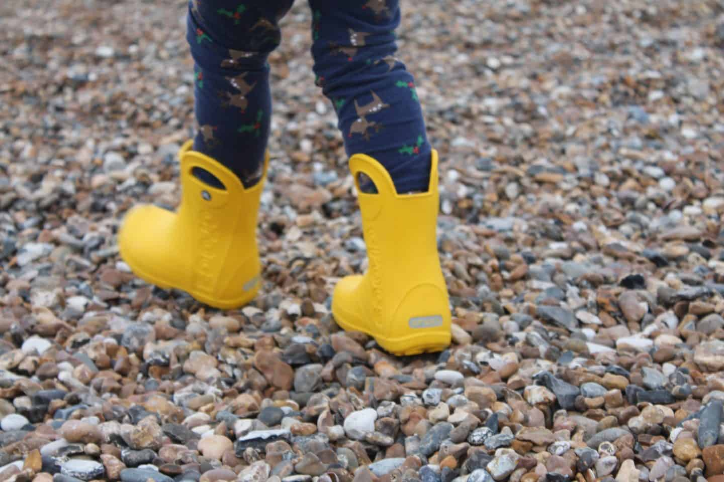 crocs pull pn welly boots