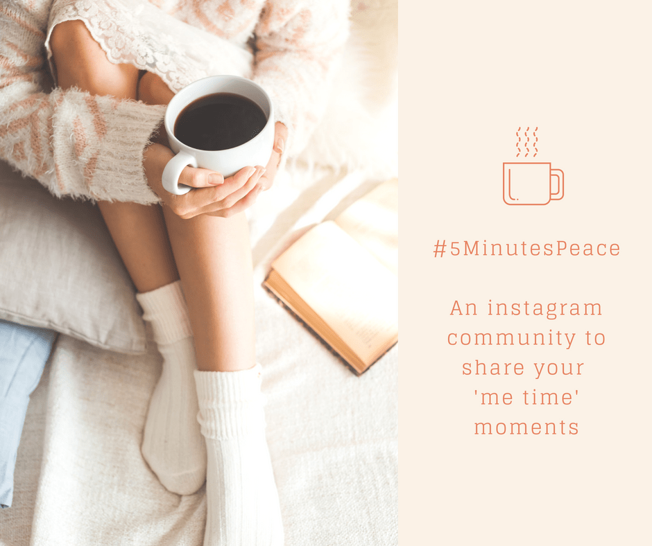 #5MinutesPeace – A new Instagram Community