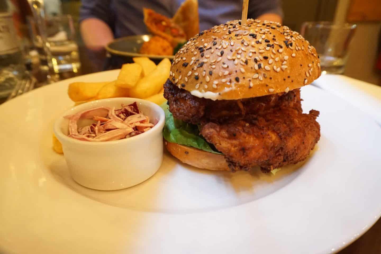 skyfall hove restaurant review