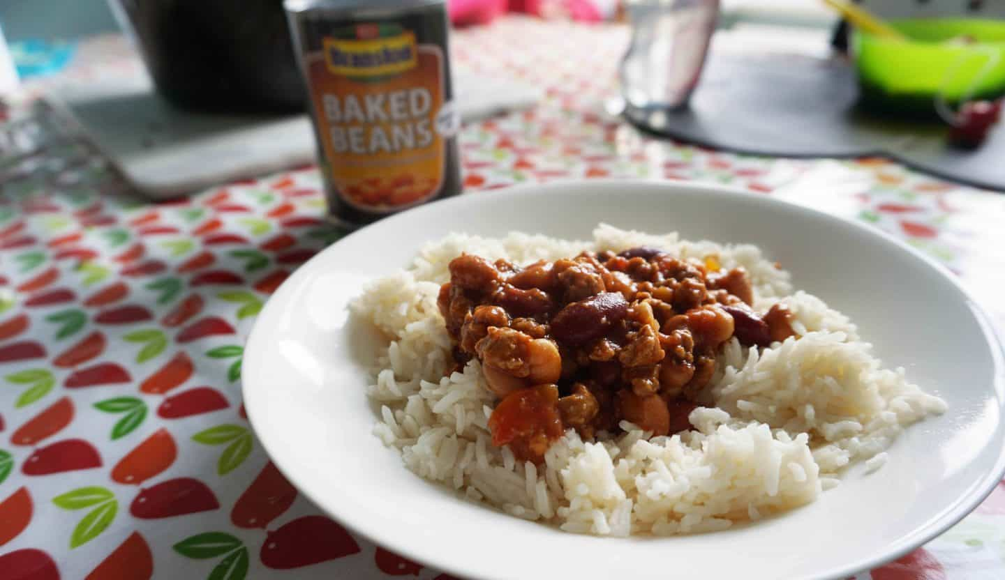 five bean chilli slow cooker