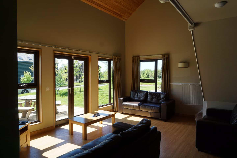 Grassholme Lodge at Bluestone Wales