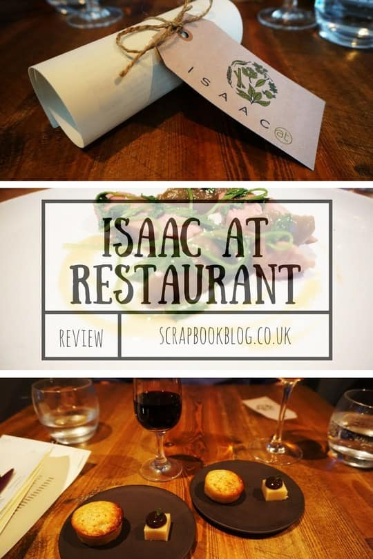 Isaac At Brighton restaurant review