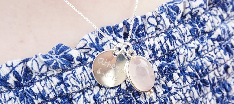 kaya personalised jewellery