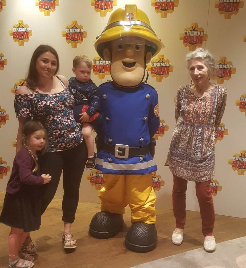 fireman sam alien attack