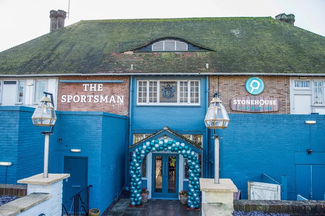Sportsman Pizza & Carvery, Brighton