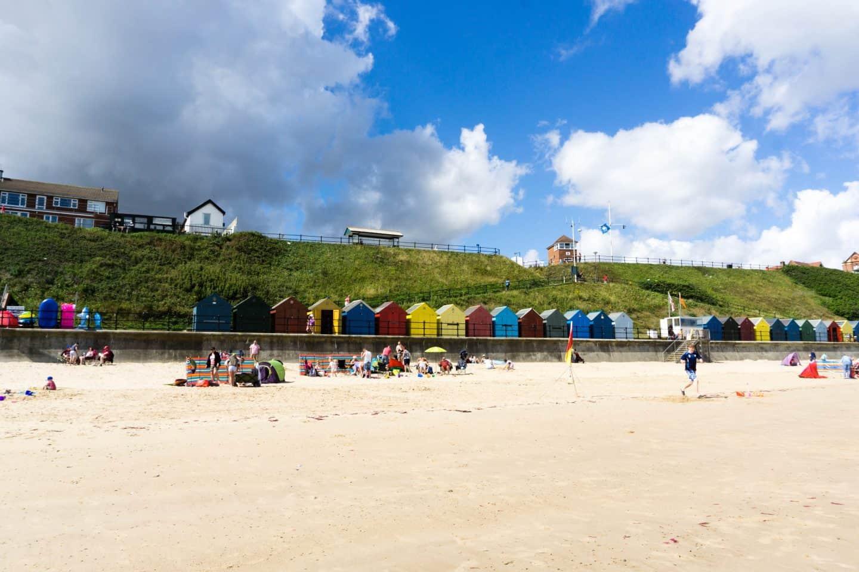 Mundesley Beach Norfolk