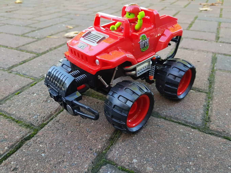 Monster Mash Up Remote Control Car