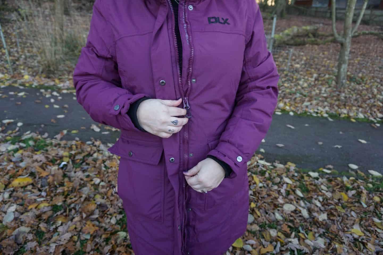 Trespass Munros DLX Coat