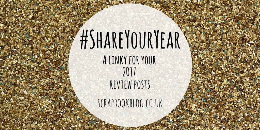 #Shareyouryear blog year in review linky