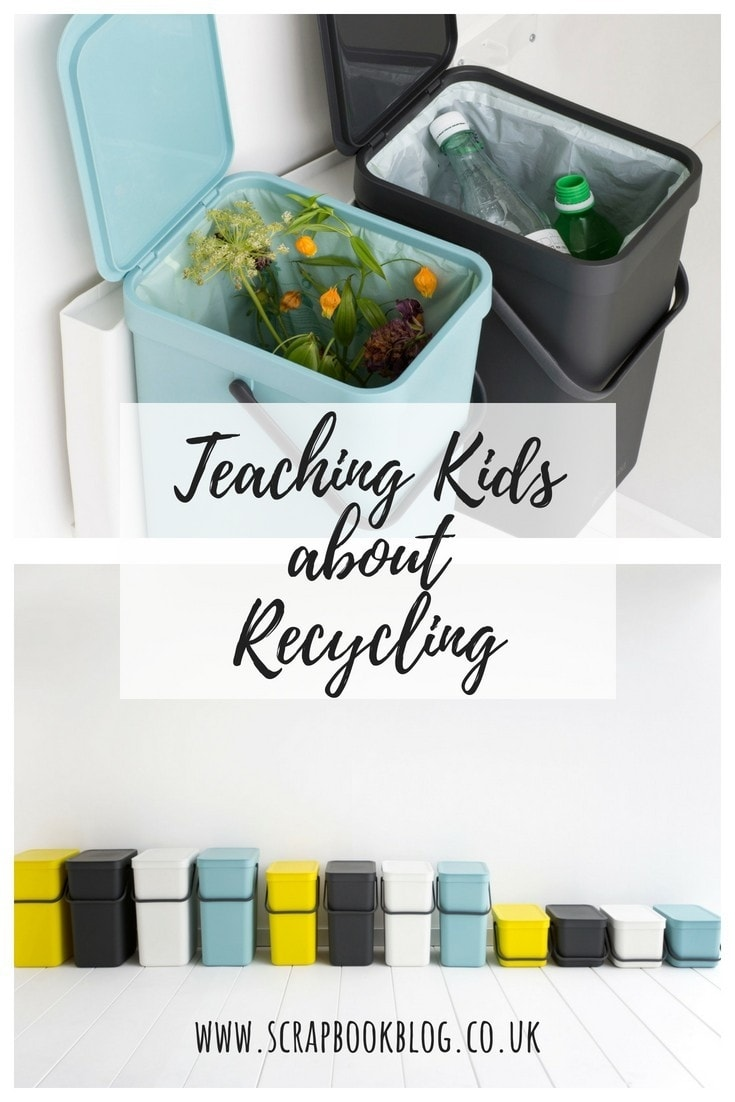 Teaching Kids About Recycling
