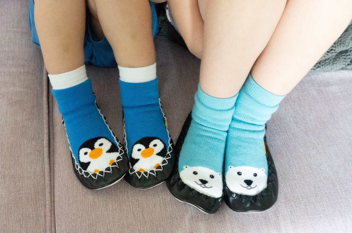 Moccons slippers