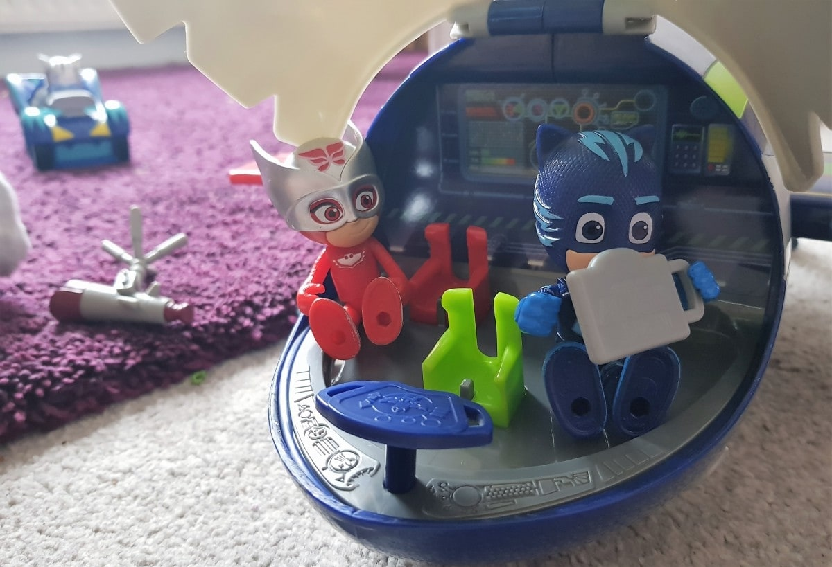 PJ Masks Toy Review